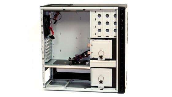 Antec P183 delamar Audio Computer
