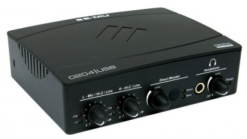 E-MU 0204 USB Audio Interface