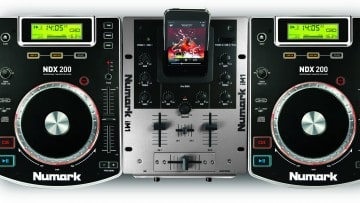 DJ-Equipment: Numark iCD DJ in a Box