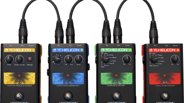 TC-Helicon VoiceTone Singles