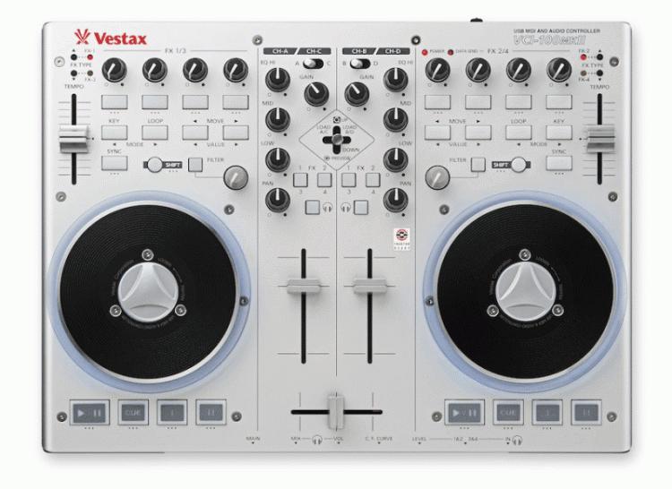 Vestax VCI-100MKII