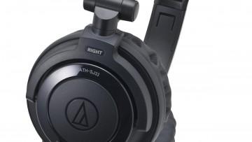 Audio-Technica ATH-SJ33 DJ-Kopfhörer in schwarz