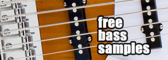 Free Bass Samples Download