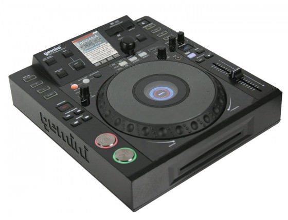 Gemini CDJ-700 DJ-Controller Media Player