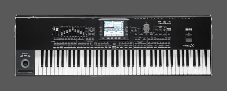 Korg Pa3X Arrange-Workstation Synthesizer