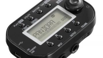 Korg Pandora Mini Multieffekt für Gitarre und Bass