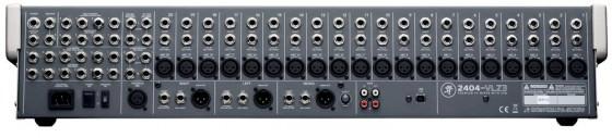 Mackie 2404-VLZ3 Mackie 3204-VLZ3 Mischpult Front
