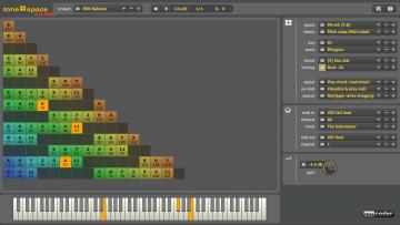 mucoder tonespace 2.0