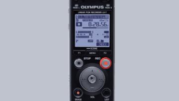 Olympus LS-7 PCM Recorder