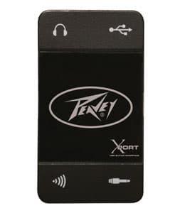Peavey Xport USB Audio Interface für Gitarre und Bass