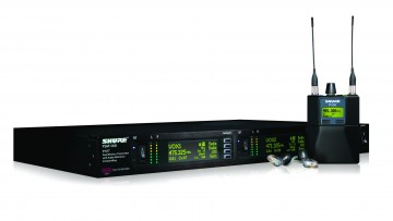 Shure PSM 1000 In-Ear Monitoring System
