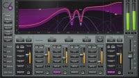 Waves C6 Multiband-Kompressor