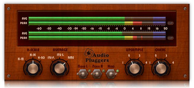 Audio Pluggers K-Meter