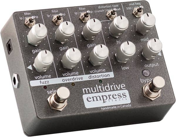 Empress Effects Multidrive
