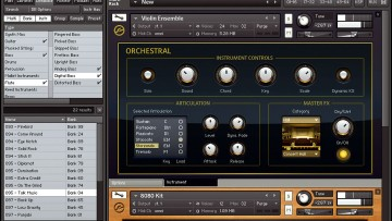 Native Instruments KONTAKT 4.2