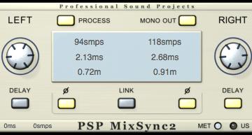 PSP MixSync2