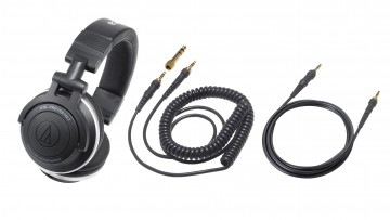 Professioneller DJ-Kopfhörer: Audio-Technica ATH-Pro700 MK2