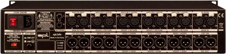 FAQ: Patchbay - normalisiert, halb-normalisiert und durchverbunden - SPL MasterBay S
