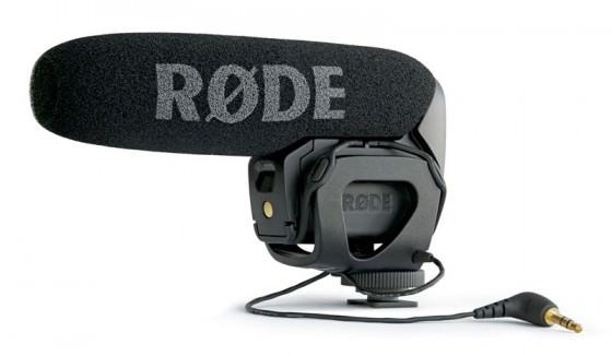 Rode VideoMic Pro für DSLR-Kameras
