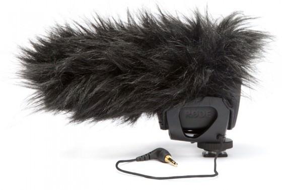 Rode VideoMic Pro Windschutz für DSLR-Kameras