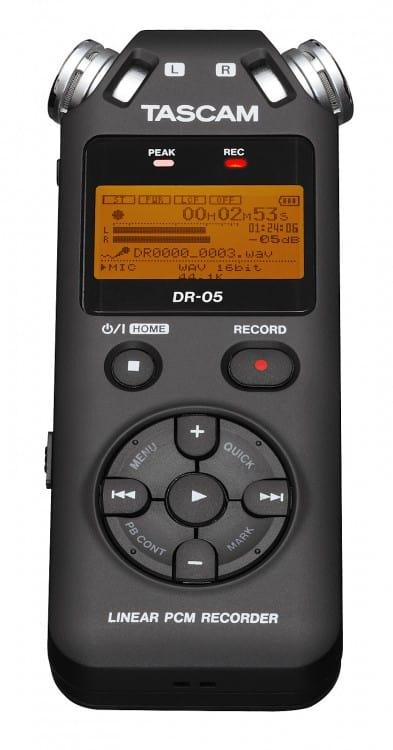 Tascam DR-05 Field Recorder