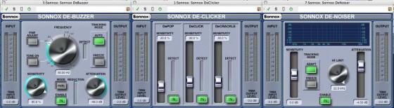 Wavelab 7 Testbericht Sonnox Plugins