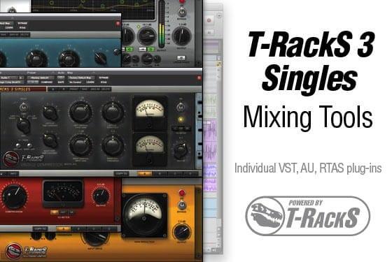 IK Multimedia T-RackS 3 Singles