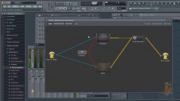 Image-Line FL Studio 10 - Chainer