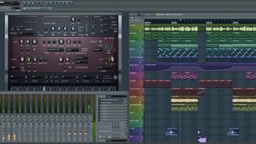 Bild von FL Studio 10