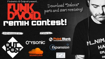 Funk D'Void Remix Contest