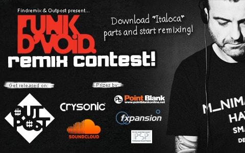Funk D'Void Remix Contest