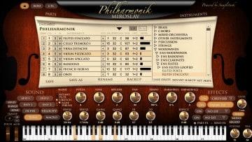 IK Multimedia Miroslav Philharmonik CE