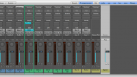 Logic Tutorial: Der Mixer in voller Ansicht