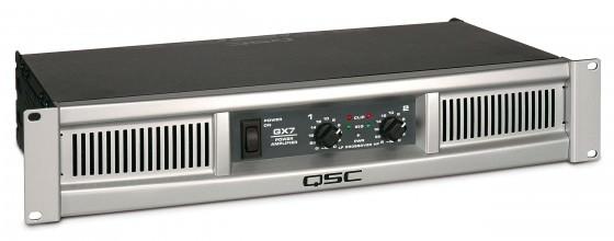 QSC GX7 Endstufe Verstärker mit 2x 725 Watt an acht Ohm