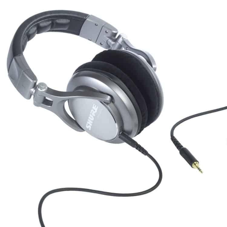 Mastering Kopfhörer Shure SRH940 Headphones