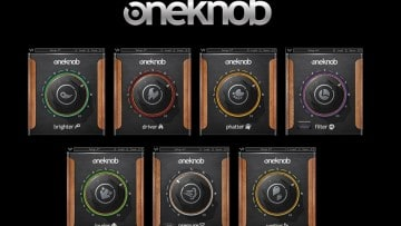Waves OneKnob Plugins Bundle