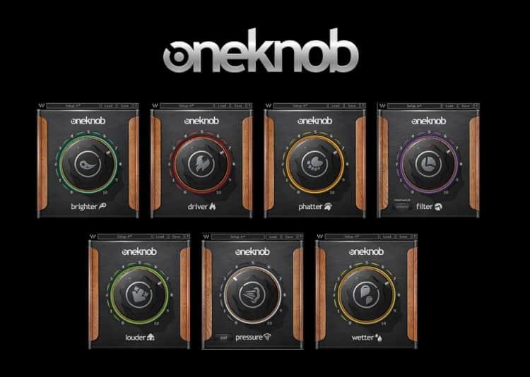 Waves OneKnob Plugins Bundle