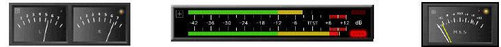 zplane PPMulator Loudness Metering