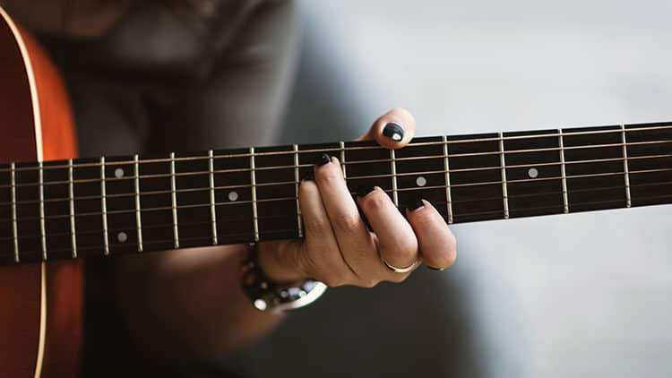 Akustikgitarre richtig aufnehmen