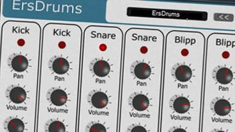 Beat Making Software: 3 free VST Drum Machine Plugins