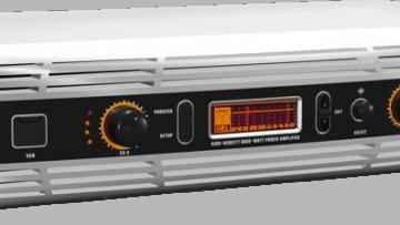 Behringer iNuke NU6000DSP Poweramp Endstufe