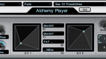 Camel Audio Alchemy Player