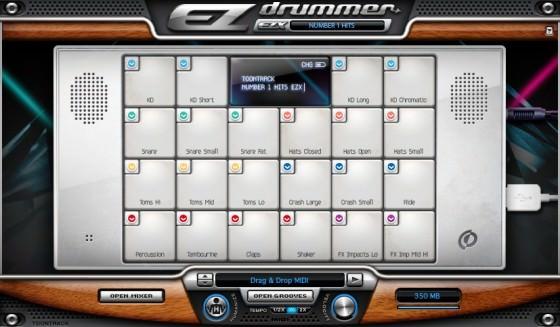 Toontrack Number 1 Hits EZX verspricht Nummer 1 Hitproduktionen