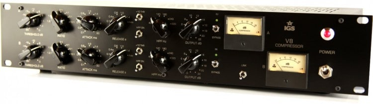 IGS Audio V8 Compressor