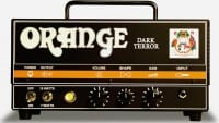 Orange Amps Dark Terror