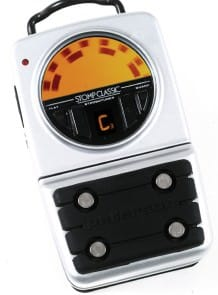Peterson Guitar Tuner Stomp Classic Flip
