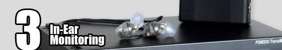 In-Ear Monitoring - 7 Tipps für bessere Gigs