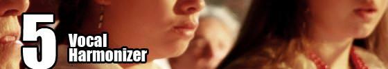 Vocal Harmonizer - 7 Tipps für bessere Gigs