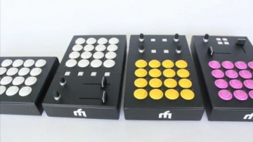DJ TechTools Midi Fighter Pro