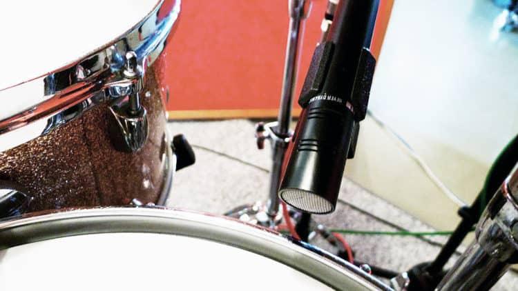 Drum Recording Tutorial